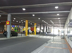 LED Gas Station Canopy